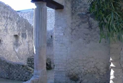Casa del Bicentenario di Ercolano riaperta al pubblico