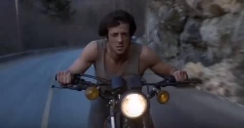 È una Yamaha XT 250 quella di Sylvester Stallone in Rambo