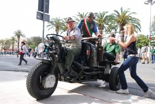 Un mulo meccanico di Moto Guzzi