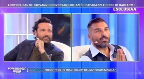 """Giovanni Conversano: """"Tra me e Lory Del Santo non ci fu niente"""""""