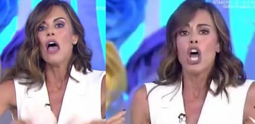 """Bianca Guaccero aiutata dall'analisi: """"Non cerco un uomo, sono felice"""""""