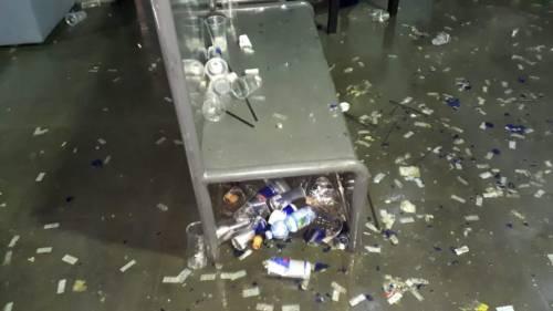"Notte ""brava"" a Messina per un party a base d'alcol 4"