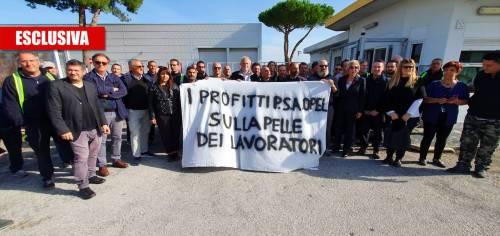 """Opel Fiumicino, scatta lo sciopero: """"Si rispetti la dignità"""""""