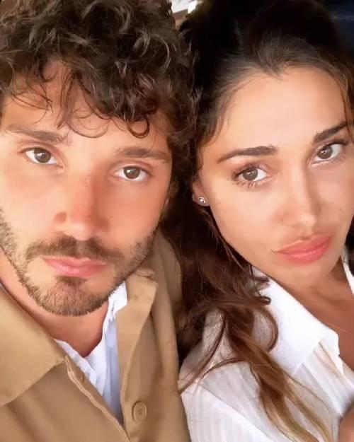 Belen e Stefano, spunta l'anello: nozze bis in vista?