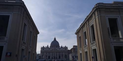 Vaticano, primo caso di coronavirus tra le mura leonine