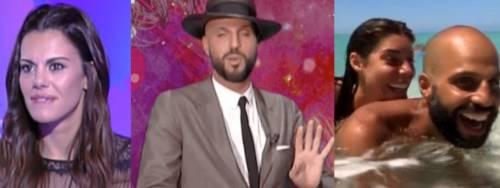 """Imbarazzo a Detto Fatto, Jonathan Kashanian sbotta su Bianca Atzei: """"Non mi va di parlarne"""""""