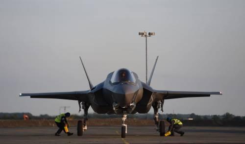 Arriva la svolta per i caccia F35. Così trasmettono i dati segreti
