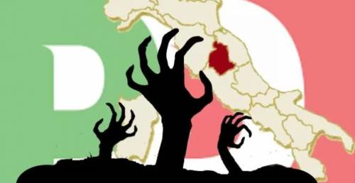 """Perché il """"sistema rosso"""" ha rovinato l'Umbria"""