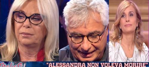 """Rita Dalla Chiesa ricorda commossa la giornalista Appiano: """"Voleva volare via"""""""