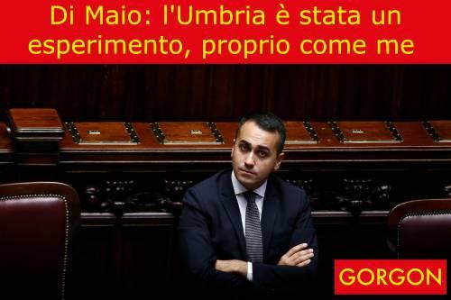La satira del giorno: l'esperimento in Umbria