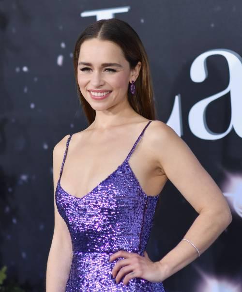 Emilia Clarke, le immagini più belle