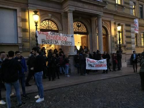 Trento, l'impunità degli squadristi rossi