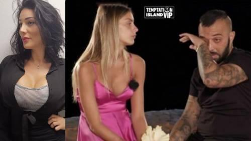 Temptation island vip: Er Faina ha tradito la fidanzata?