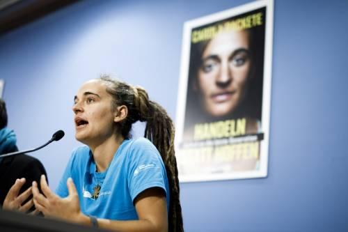 "Carola Rackete: ""L'Europa salvi i migranti"""