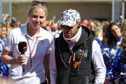 Caso Floyd, lo sfogo di Hamilton: ''F1 dominata dai bianchi...''