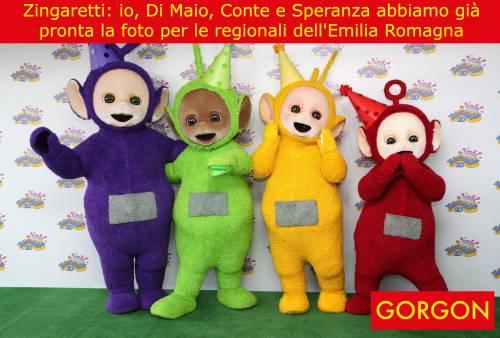 La satira del giorno: già pronta la foto per le Regionali in Emilia Romagna