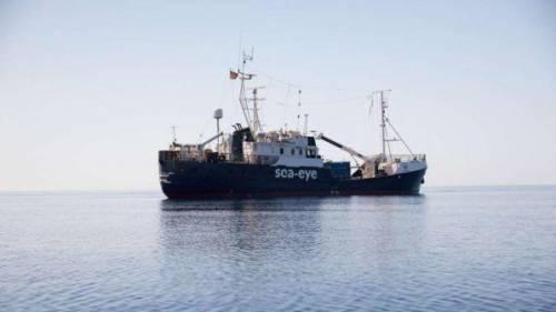 La storia dell'Ong tedesca Sea Eye