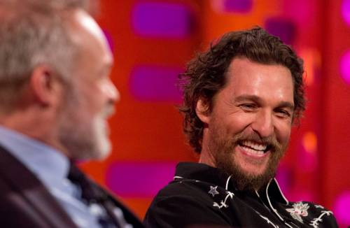 Matthew McConaughey in Redeemer, nuova serie tv di Nic Pizzolatto