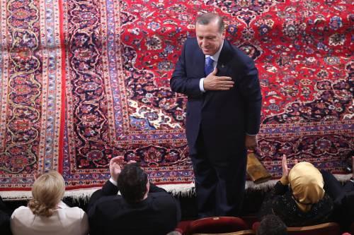 Jihadisti, censura e islamismo: Erdogan non può darci lezioni