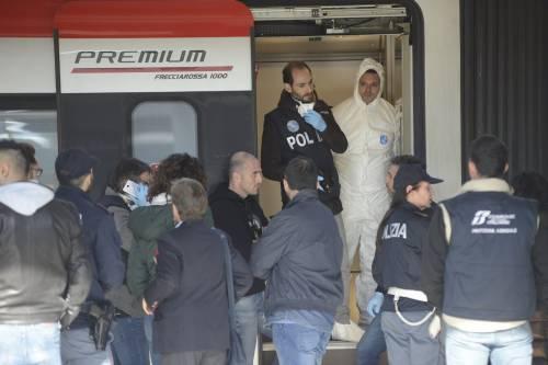 Terrore sul Frecciarossa: donna accoltellata da ex fidanzato 4