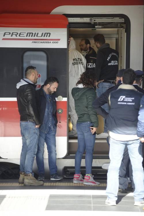 Terrore sul Frecciarossa: donna accoltellata da ex fidanzato 7