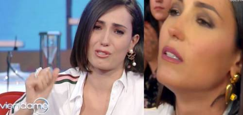 """La confessione (inaspettata) della Balivo: """"Ho litigato con la Santarelli dietro le quinte"""""""