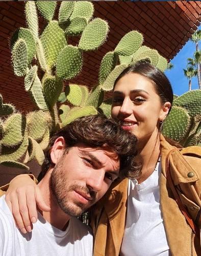Anniversario a Marrakech per Cecilia Rodriguez e Ignazio Moser 2