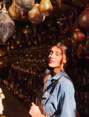 Anniversario a Marrakech per Cecilia Rodriguez e Ignazio Moser 5