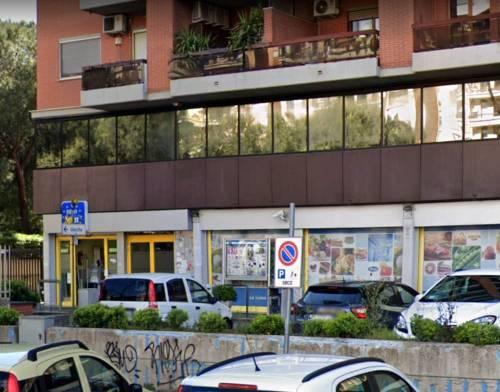 Nuova rapina a Cinecittà Est: colpo al supermercato Eurospin