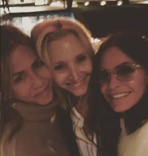 Friends, le foto del cast 5