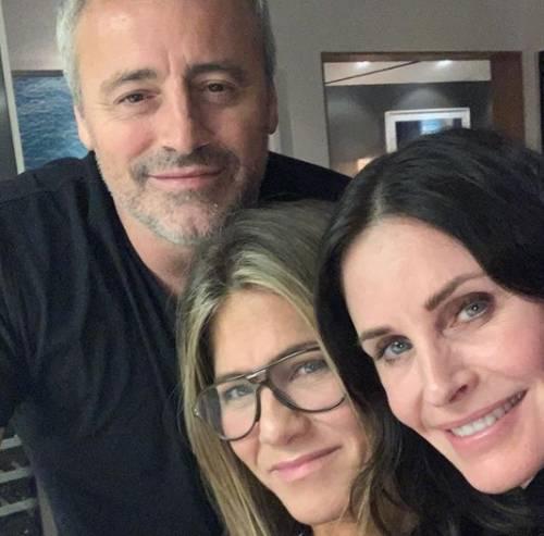 Friends, le foto del cast 2
