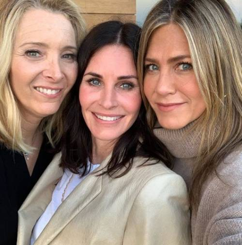 Friends, le foto del cast 9