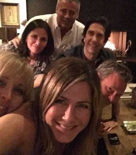 Friends, le foto del cast 3