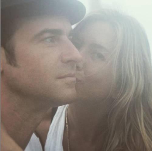 Justin Theroux e Jennifer Aniston, le immagini più belle 5