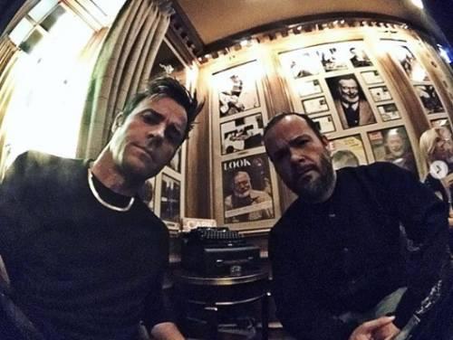 Justin Theroux e Jennifer Aniston, le immagini più belle 11