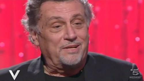 """Andrea Roncato senza freni. """"Ho avuto una relazione con Moana Pozzi"""""""