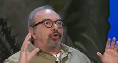 """""""Al guinzaglio di Salvini"""". Vauro e la vignetta contro la Ceccardi"""