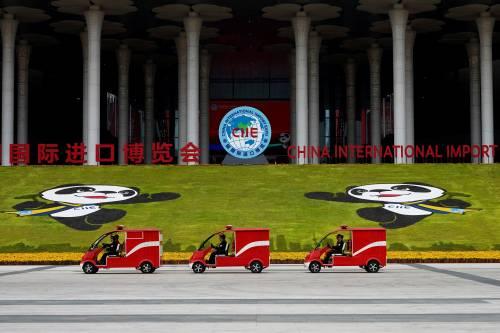 Ciie, Pechino promuove un'economia mondiale aperta