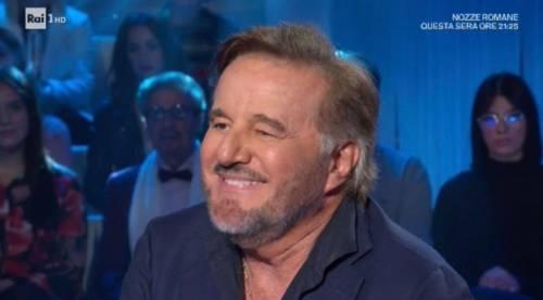 """Christian De Sica super ospite a Sanremo: """"Mi piacerebbe condurlo"""""""