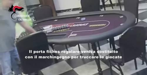 Organizzavano bische clandestine per truffare i giocatori d'azzardo, arresti a Caltanissetta