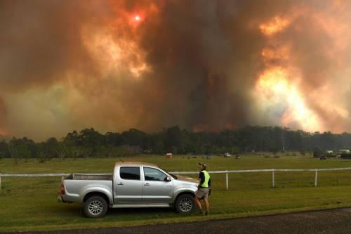 L'Australia minacciata dagli incendi: è emergenza 2