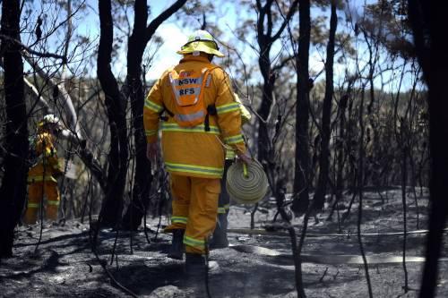 L'Australia minacciata dagli incendi: è emergenza 7