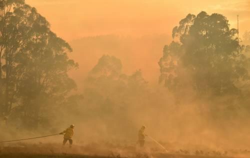 L'Australia minacciata dagli incendi: è emergenza 5
