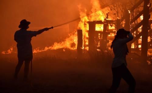 L'Australia minacciata dagli incendi: è emergenza 6