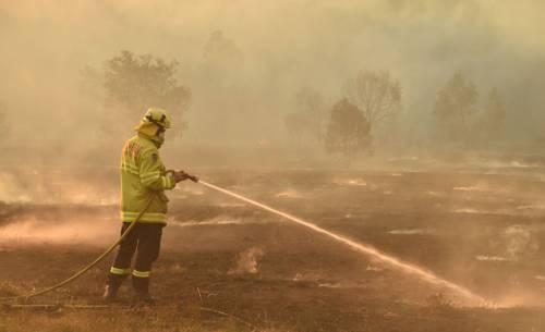 L'Australia minacciata dagli incendi: è emergenza 8