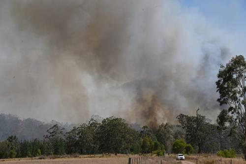 L'Australia minacciata dagli incendi: è emergenza 16