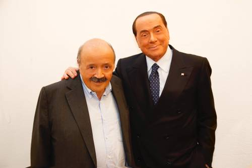 Silvio Berlusconi al Maurizio Costanzo Show 5