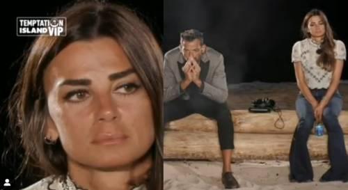 """Temptation Island vip, Serena: """"A me piace stare sola"""". E il figlio esce con l'ex di lei, Pago"""