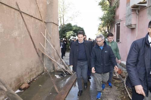 Venezia, Conte promette soldi. Spitz commissaria del Mose