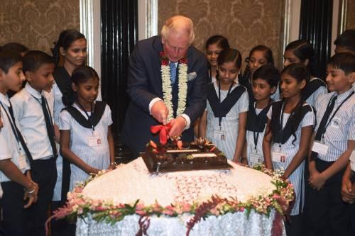 Compleanno in India per il principe Carlo 2